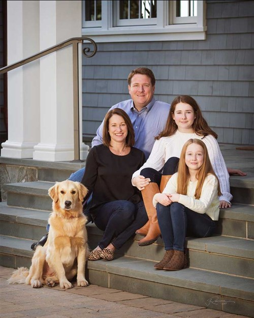 Ramone-Family-Photo-On-Porch-with-dog